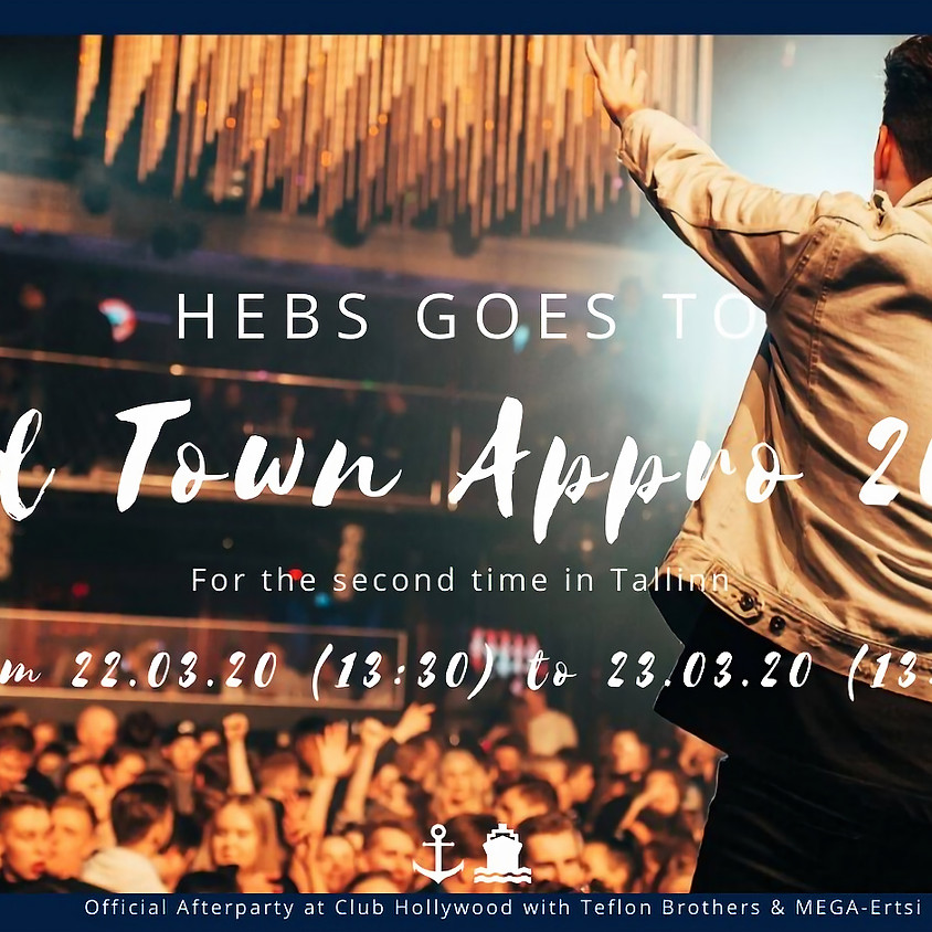 HEBS Goes To: Old Town Appro 2020
