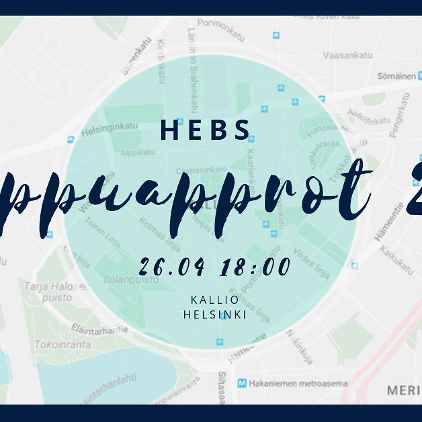 HEBS Vappuapprot 2019