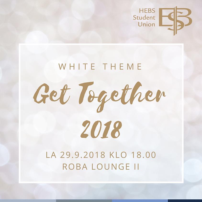 Get2Gether 2018 |White Theme