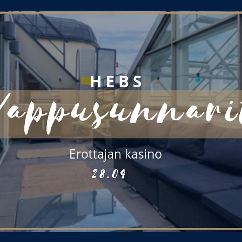 HEBS Vappusunnarit // Erottajan Kasino