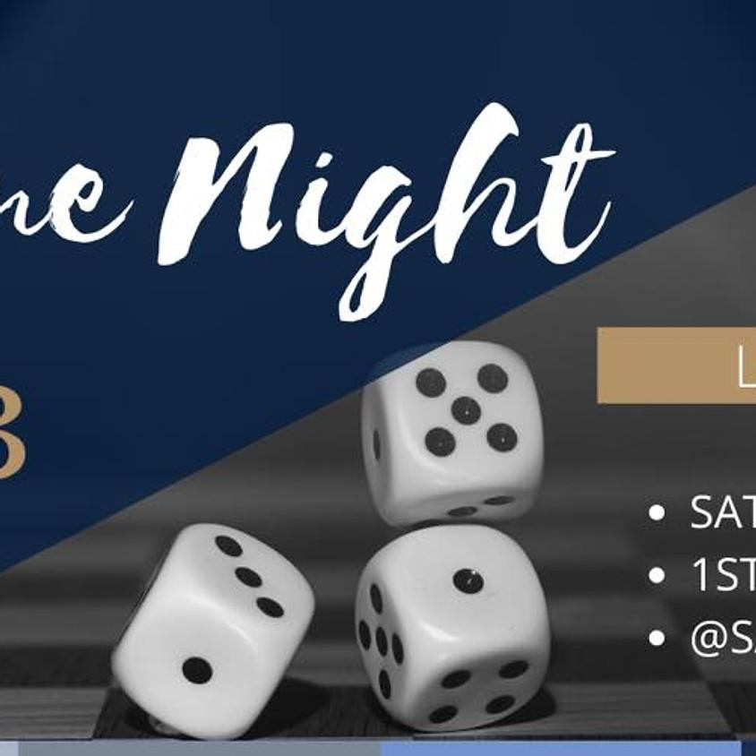 HEBS Game Night 1.2.