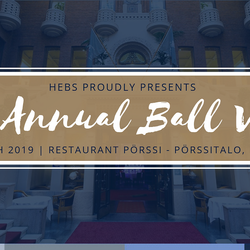HEBS ANNUAL BALL V