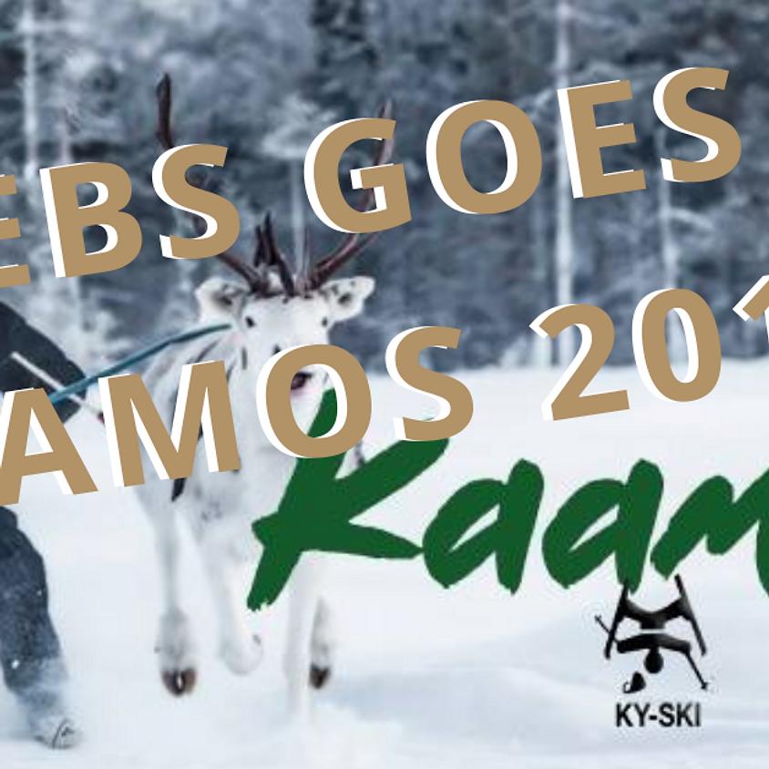 HEBS goes KAA(M)OS 2018