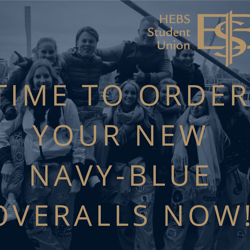 Overall order LAST CHANCE until 22th Sept.