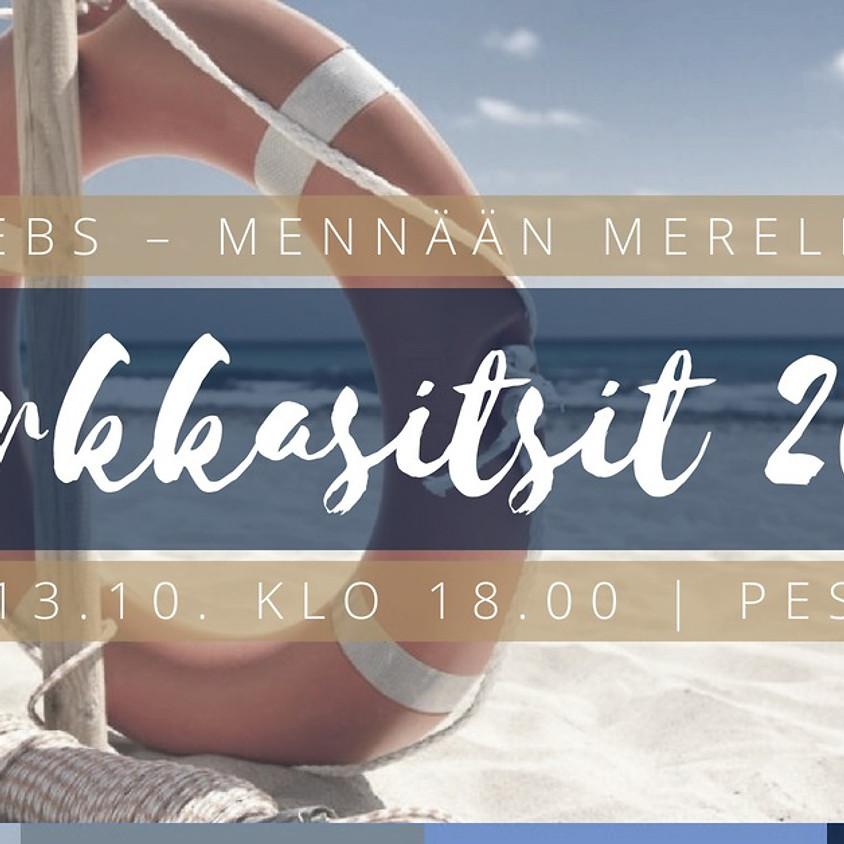 HEBS Harkkasitsit // Pesäke 13.10.