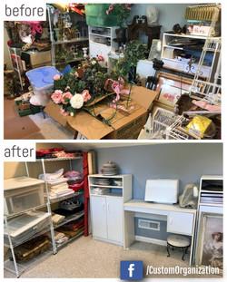 home decor / craft area