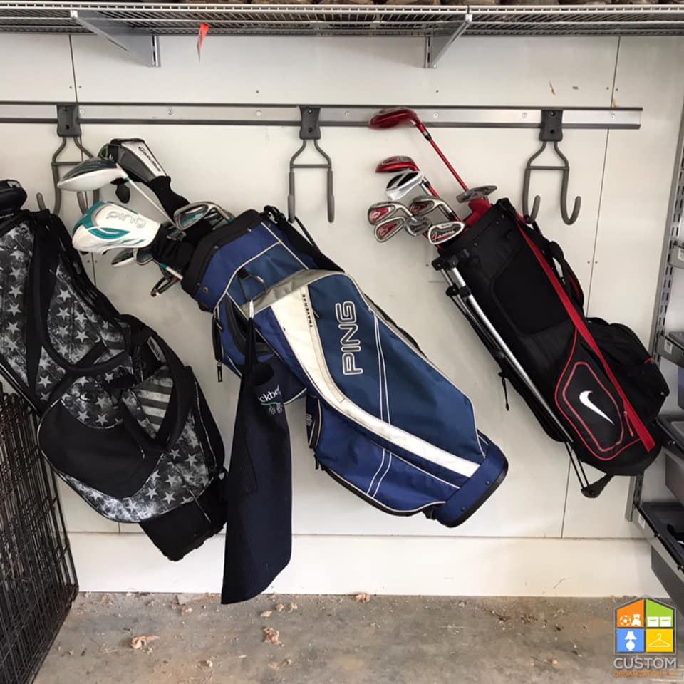 ELFA Garage Golf