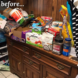 ELFA Pantry After