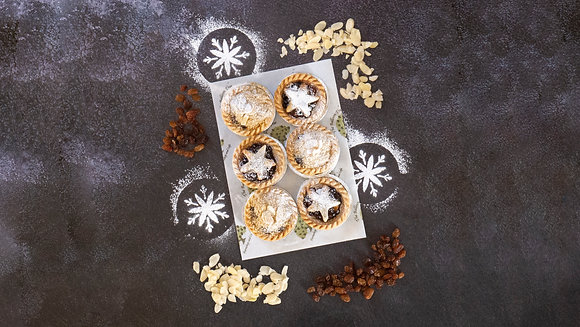 Mince Pies (Pack of 6)
