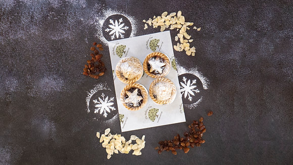 Mince Pies (Pack of 4)