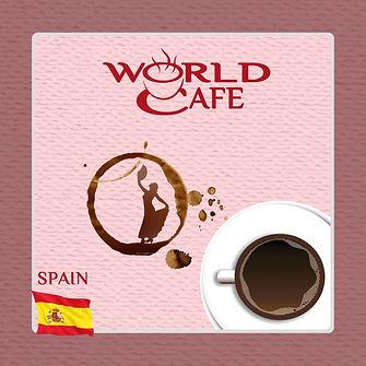 Tarık Agansoy World Cafe Spain