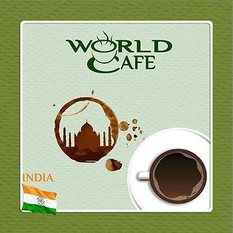 Tarık Agansoy World Cafe India