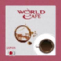 Tarık Agansoy World Cafe Japan