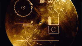 """""""Altın Plak""""ın Voyager ile Uzay Boşluğundaki Yolculuğu"""