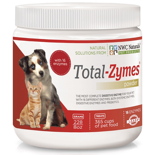 NWC Naturals Total Zymes Powder