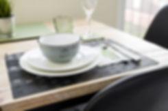 Geschmackvoll eingerichtete möbliert Apartments durch Interior Designerin in Kiel