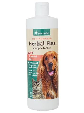 NaturVet Herbal Flea