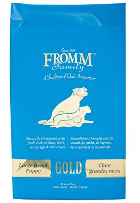 Fromm Gold Large Breed Puppy 33 Lb.