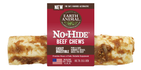 Earth Animal No Hide Beef Chew 7 in.