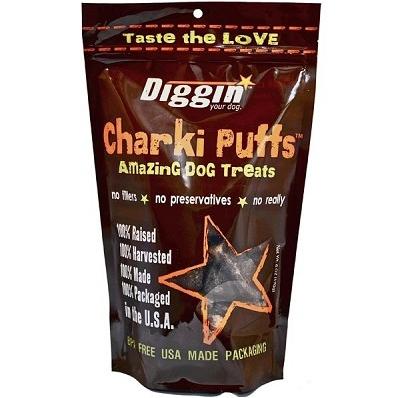 Diggin Charki Puffs