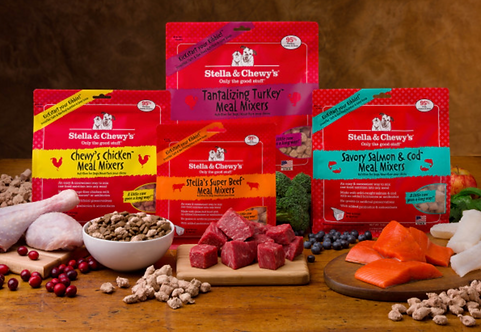 Stella& Chewy's Meal Mixers