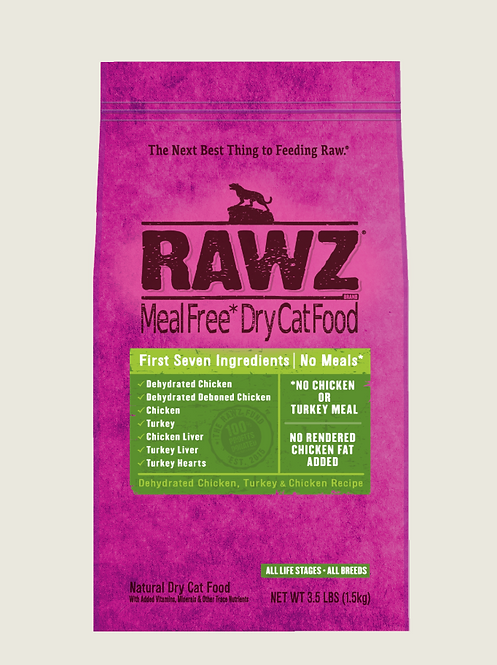 Rawz Cat Meal Free Chicken Dry Food