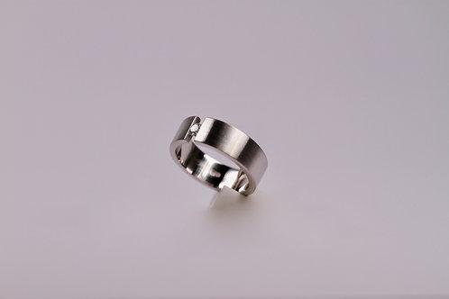 Ring aus 585 Weißgold