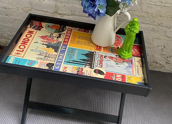 London Folding Tray Table