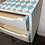 Thumbnail: Blue and white drawers