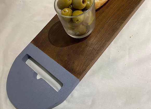 Dark wood Serving Board