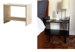 Rast Bedside Table