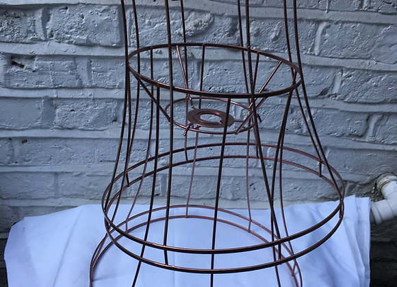 Copper Lampshades