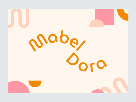 Mabel Dora | Branding