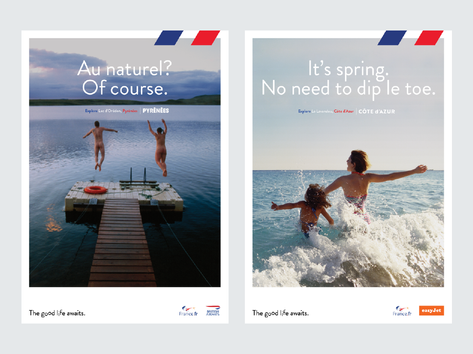 France.fr | Advertising Campaign