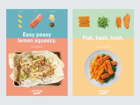 Seafish | Advertising Campaign