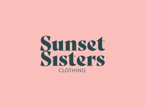 Sunset Sisters | Branding