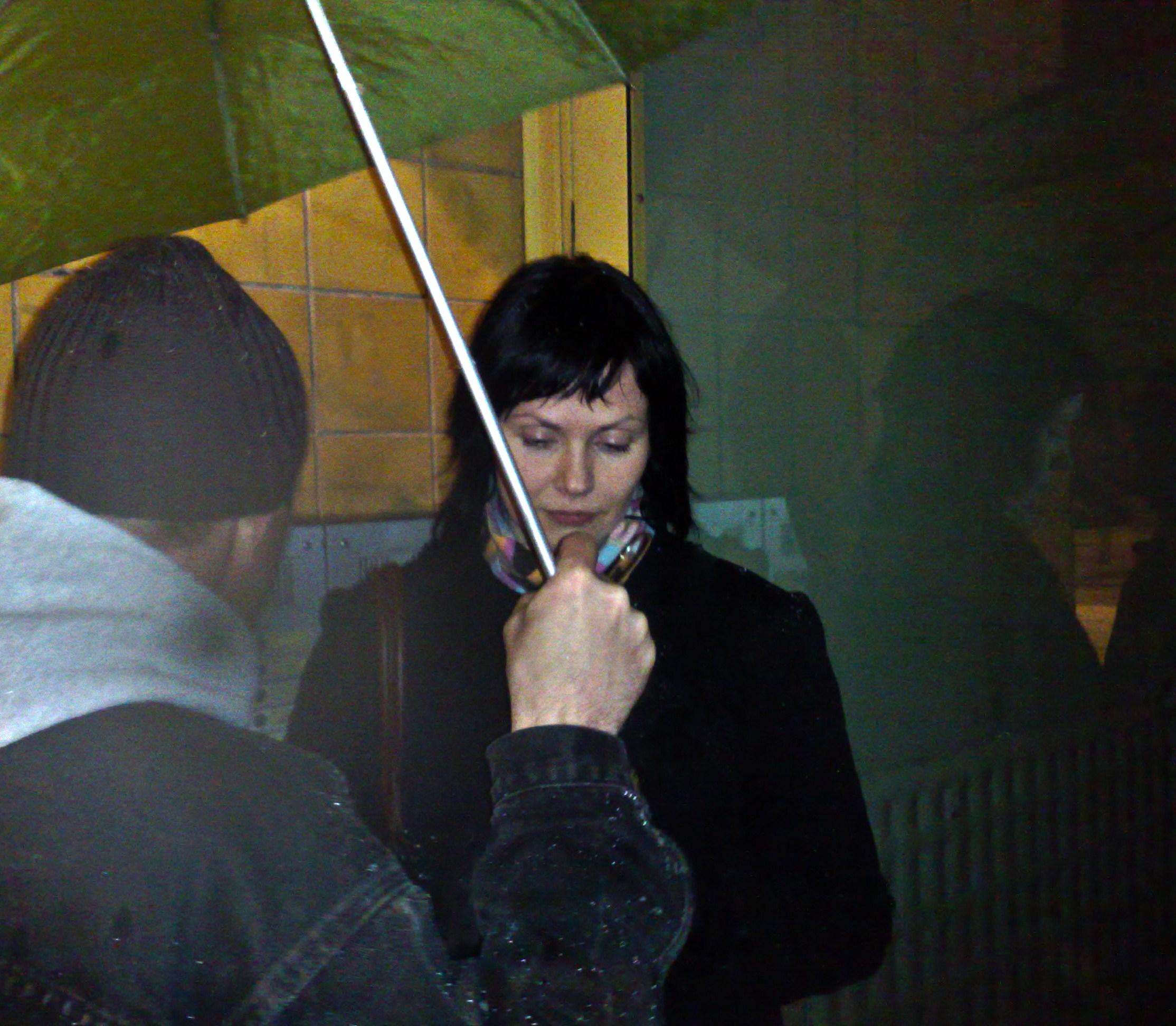 32. Vihreä Sateenvarjo
