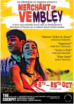 Merchant Of Vembley