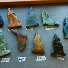 Finished School Soapstone Carvings