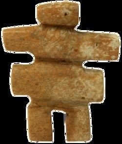 Soapstone Inukshuk Sculpture Carving Kit