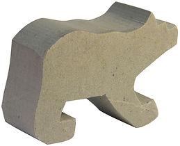 Soapstone Bear Carving Kit