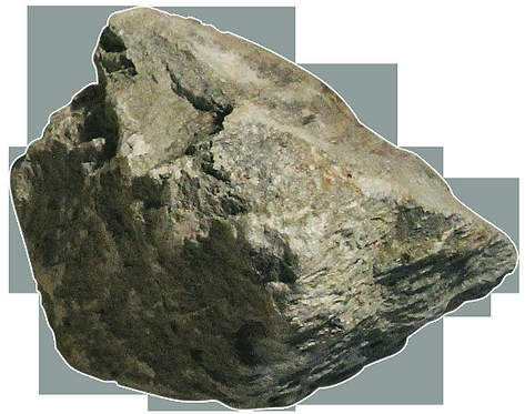 Soapstone Carving Rock Green 20lb Rough