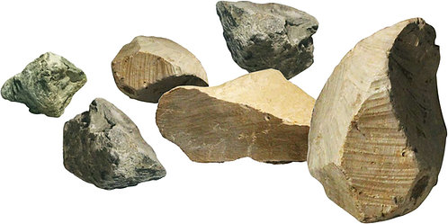 Soapstone Carving Rock Brown 20lb Rough