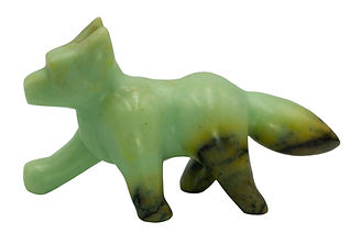 Brazilian Soapstone Fox Carving Kit Rubble Road
