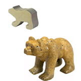 Soapstone Bear Carving Instructions