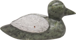 Soapstone Duck Loon Sculpture Carving Kit