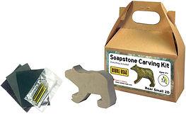 DIY Soapstone Creative Carving Kits