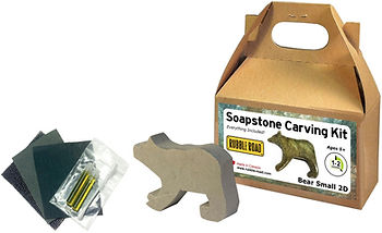 DIY Soapstone Creative Carving Kits