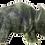 Thumbnail: Bison Small Soapstone Carving Kit