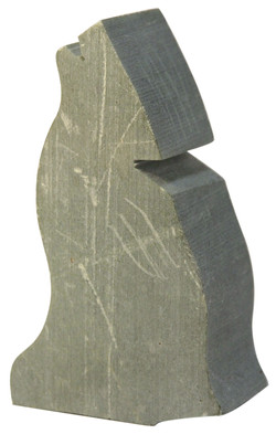 Soapstone Wolf Blank Carving Sculpture Kit